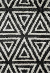Loloi Cosma CO-02 Charcoal / Ivory Area Rug