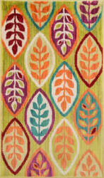 Loloi Isabelle IS-04 Green / Multi Area Rug