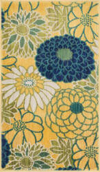 Loloi Isabelle IS-05 Green / Multi Area Rug