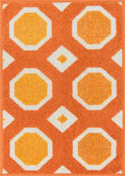Loloi Terrace TC-07 Orange / Ivory Area Rug