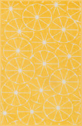 Loloi Tilley TI-01 Yellow / Ivory Area Rug