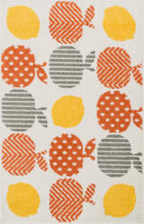 Loloi Tilley TI-03 Orange / Multi Area Rug