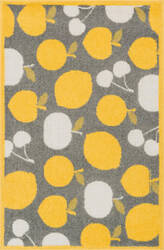 Loloi Tilley TI-08 Grey / Yellow Area Rug
