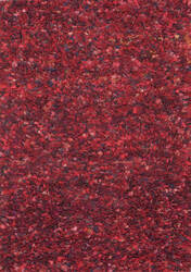 Loloi Hugo Hu-01 Red Area Rug