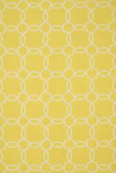 Loloi Ventura Hvt08 Yellow / Ivory Area Rug