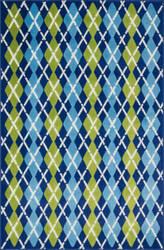 Loloi Juniper JN-04 Blue / Multi Area Rug