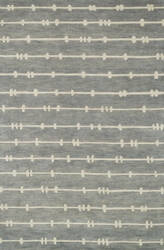 Loloi Nova NV-04 Grey / Ivory Area Rug