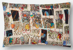 Loloi Pillows P0529 Natural - Multi