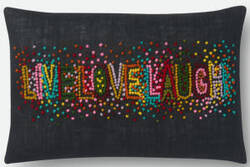 Loloi Pillows P0561 Black - Multi