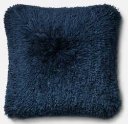 Loloi Pillow P0191 Navy