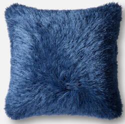 Loloi Pillow P0245 Navy