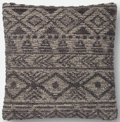 Loloi Pillows P0549 Grey
