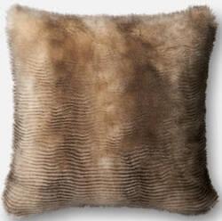 Loloi Pillow P0473 Black - Cream