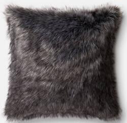 Loloi Pillow P0477 Black - Grey