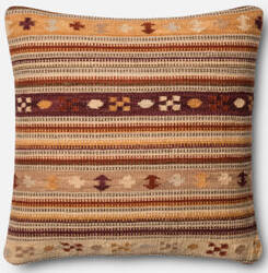Loloi Pillow P0395 Rust - Gold