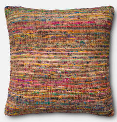 Loloi Pillow P0381 Pink - Multi