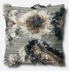 Loloi Pillow P0414 Granite