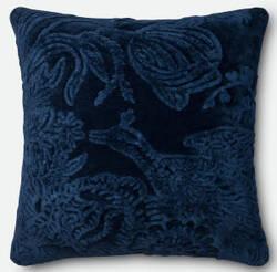Loloi Pillow Gpi04 Indigo