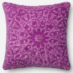 Loloi Pillow Gpi06 Orchid