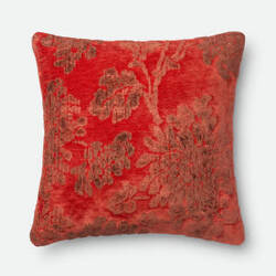 Loloi Pillow Gpi13 Coral