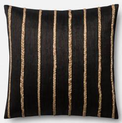 Loloi Pillow P0443 Black