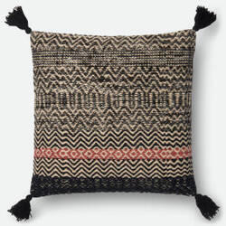 Loloi Pillows P0564 Black