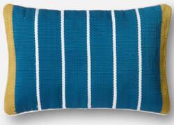 Loloi Pillow P0508 Blue - Green