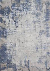 Loloi Patina Pj-01 Denim - Grey Area Rug