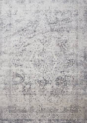 Loloi Patina Pj-03 Silver - Light Grey Area Rug