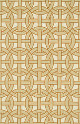 Loloi Palm Springs Pm-06 Beige / Orange Area Rug