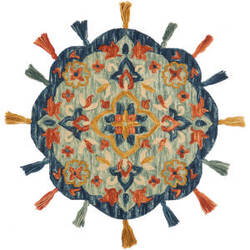 Loloi Remy Ru-03 Turquoise - Spice Area Rug