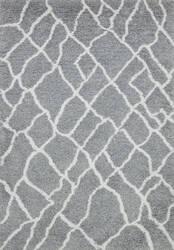Loloi Tangier Shag Tg-01 Slate - Mist Area Rug