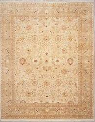 Lotfy and Sons Nuance 871 Beige/Light Green Area Rug