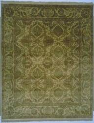 Lotfy and Sons Majestic Hs-22 Ivory/Gold Area Rug
