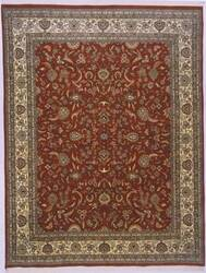 Lotfy and Sons Narmada 320 Red/Ivory Area Rug