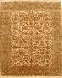 Lotfy and Sons Majestic 205 Cream/Light Green Area Rug