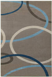 Lr Resources Adana 80376 Charcoal Area Rug