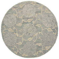 Lr Resources Dazzle 54067 Light Blue Area Rug