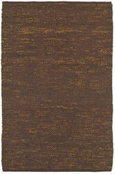Lr Resources Distressed Natural 03610 Espresso Area Rug