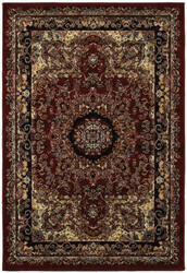 Lr Resources Grace 81112 Red - Black Area Rug