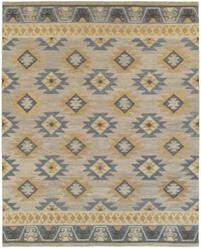 Lr Resources Integrity 12016 Silver Area Rug