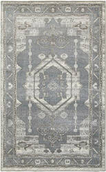 Lr Resources Matrix 81154 Frost Gray - Silver Area Rug