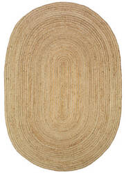 Lr Resources Natural Jute 12036 Natural - Gray Area Rug