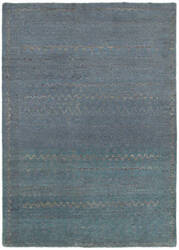 Lr Resources Oushak 04423 Blue Area Rug