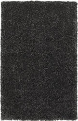 Lr Resources Serenity 19015 Dark Grey Area Rug