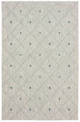 Lr Resources Sunshower 81248 Blue - Gray Area Rug