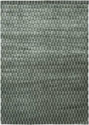 LR Resources Super Soft Lr03814 Grey Area Rug