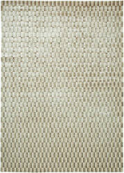 LR Resources Super Soft Lr03815 Beige/Brown Area Rug