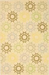 Martha Stewart by Safavieh MSR1843A Creme Area Rug