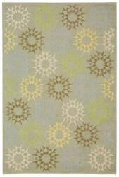 Martha Stewart by Safavieh MSR1843H Opal / grey Area Rug